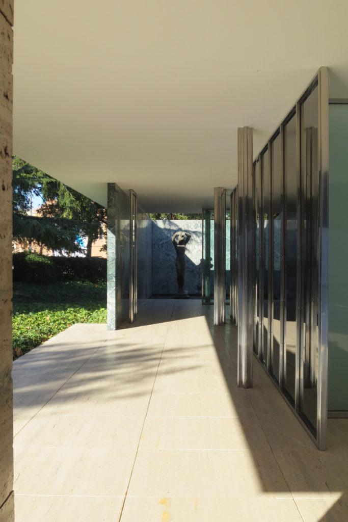 Barcelona Pavilion Mies