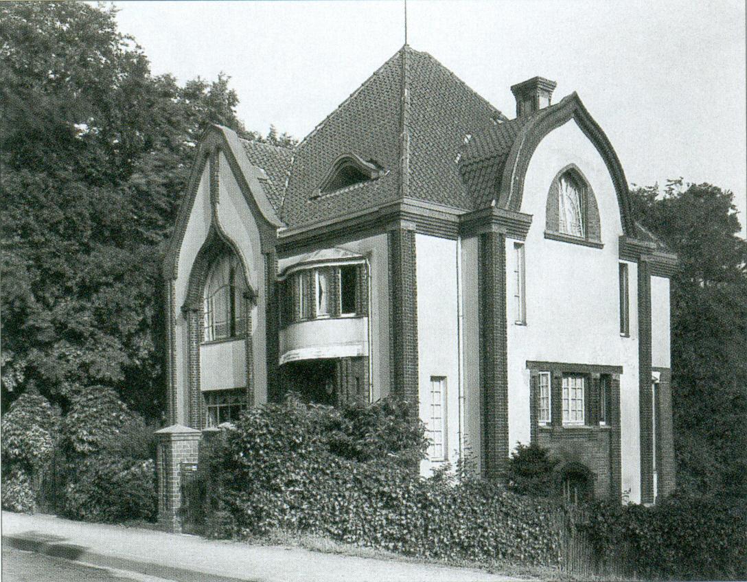 Casa behrens 7 wikiarquitectura for Behrens house