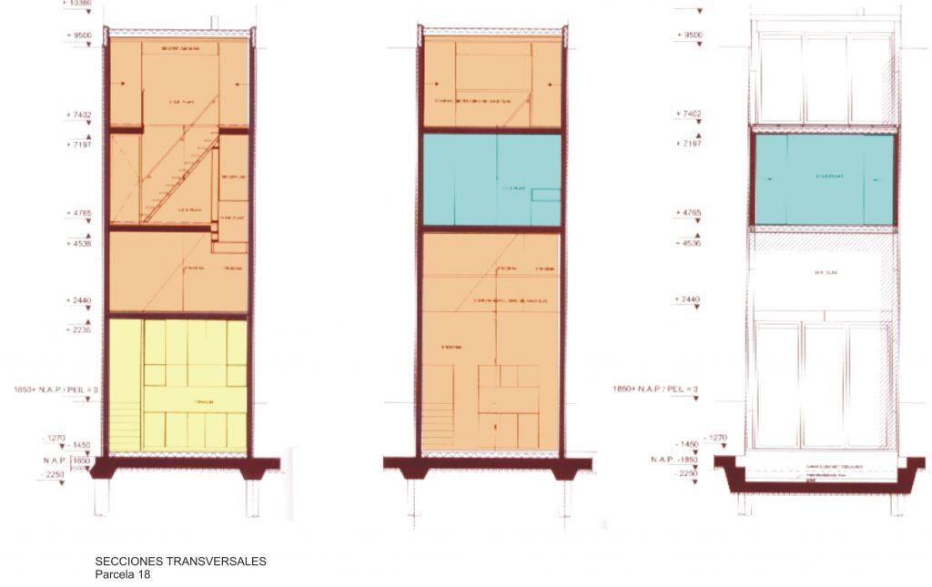 deux maisons born o sporenburg data photos plans wikiarquitectura. Black Bedroom Furniture Sets. Home Design Ideas