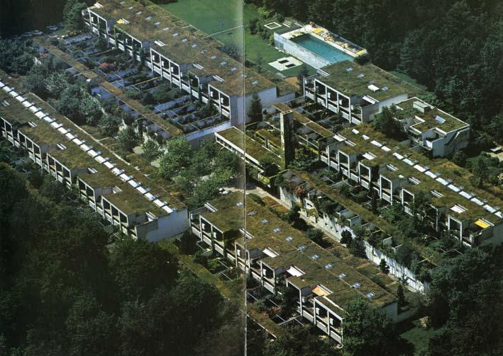 Colonie halen data photos plans wikiarquitectura for Atelier 5 architecture