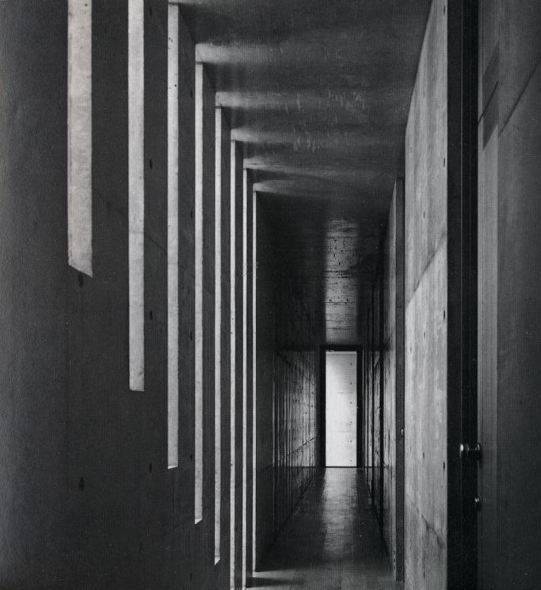 Architecte maison koshino - Architecte japonais tadao ando lartiste autodidacte ...