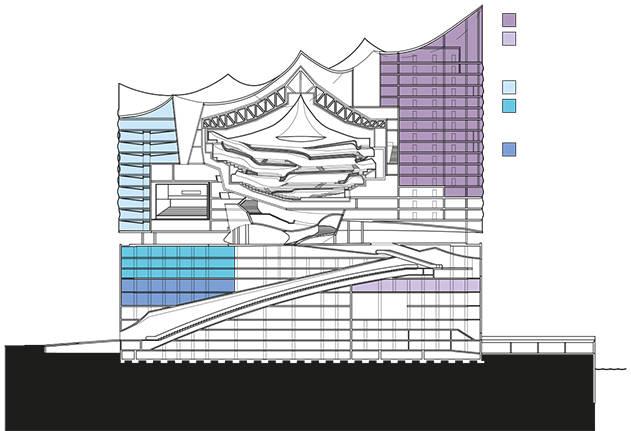 Philharmonie De L Elbe Data Photos Amp Plans
